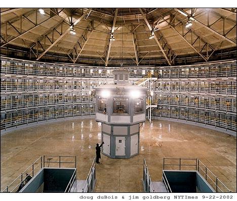 Panopticon prison