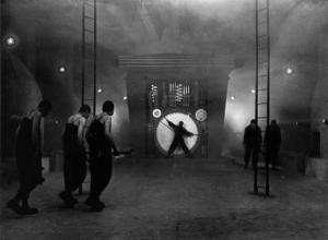 Metropolis clock 1