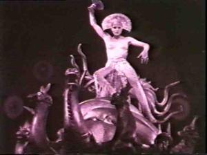 Metropolis Marie dancing