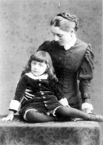 Lily and Forster